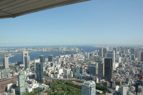 Tokyo Tower syd-�st